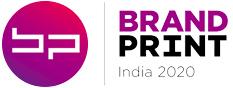 BRAND PRINT INDIA 2020 logo